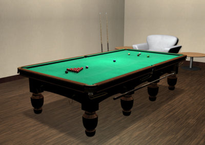 snookerTable